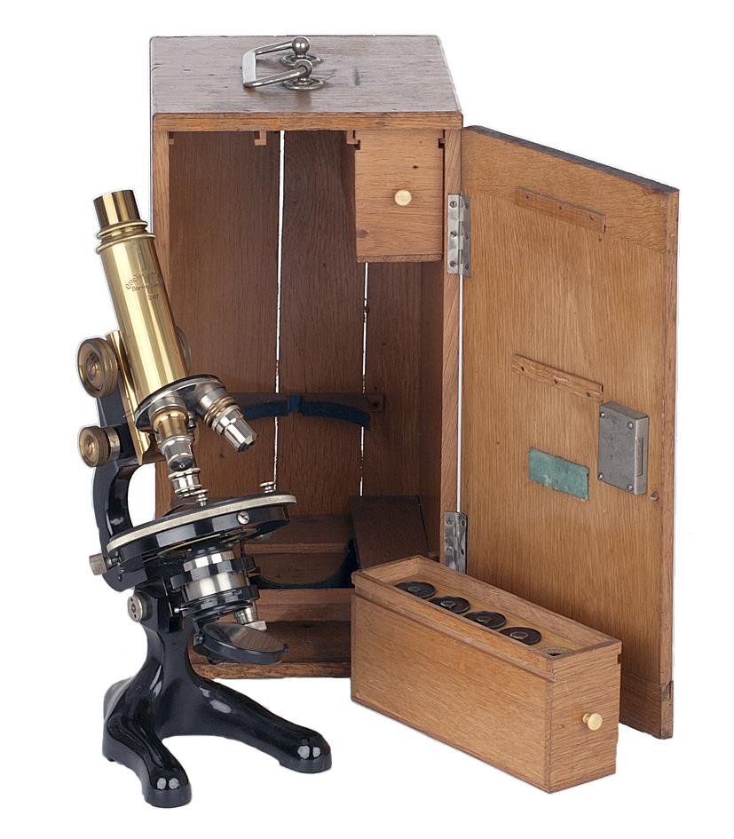 historisches-mikroskop-ankauf