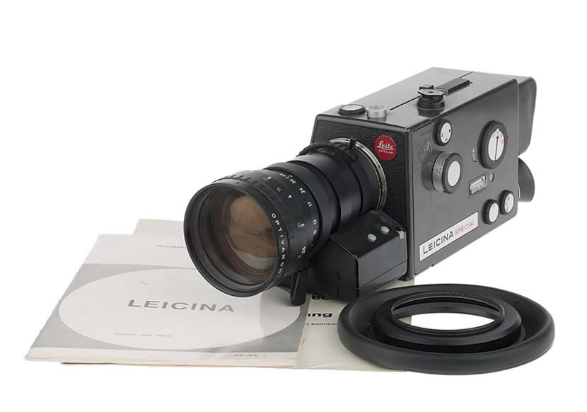 leitz-videokamera-verkaufen